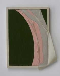 justyn hegreberg pink and green with masking tape four | Flickr: Intercambio de fotos