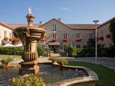 Hotel Spa Relais & Chateaux A Quinta da Auga #Santiago de Compostela