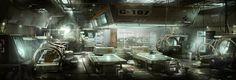Lab Room restricted Area - Game: Deus Ex: Human Revolution The Missing Link DLC