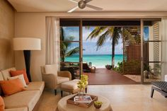 Rosewood Mayakoba in Playa del Carmen, Mexico, the #13 luxury hotel in the world