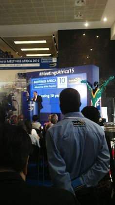 Meetings Africa 2015 @Johannesburg, South Africa