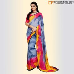 Triveni has the most colorful and beautiful #sarees for you.