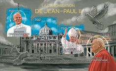 CA14325a	The canonisation of John-Paul II (1920-2005)