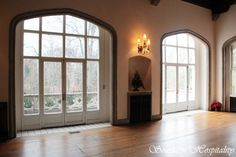 I used to take ballet in this beautiful room, Callanwolde in Atlanta
