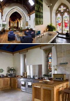 1000 images about church converted to homes on pinterest church conversions church and old. Black Bedroom Furniture Sets. Home Design Ideas