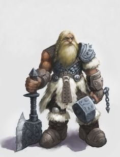dwarf by blackdigger.deviantart.com on @deviantART