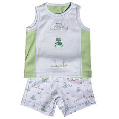 Dia das crianças é no Fashionera! http://www.fashionera.com.br CONJUNTO REGATA E SHORT ESTAMPADO - BIBE