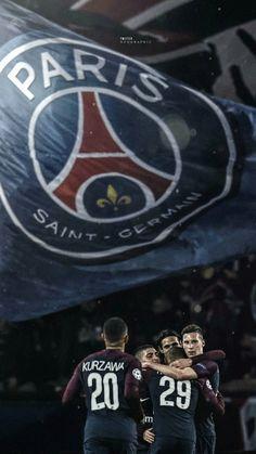 Neymar Psg, Paris Saint Germain Fc, Soccer, Sports Football, Tumblr Boys, Juventus Logo, Real Madrid, Online Business, Saints