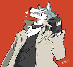 Mister Wolf, Netflix Anime, Anthro Furry, Manga Artist, Anime Animals, Furry Art, Character Art, Cool Art, Beast