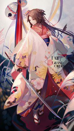 Kara no Kyoukai The Garden Of Sinners Shiki Ryougi Kimono Ver Figure New No Box