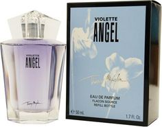 Angel Violet By Thierry Mugler For Women. Eau De Parfum Refill 1.7-Ounces. Packaging for this product may vary from that shown in the image above. This item is not for sale in Catalina Island.