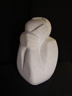 """Saatchi Art Artist Nicola Beattie; Sculpture, """"To Gaze and Wonder"""" #art"""