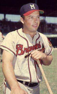 Eddie Mathews | Memorable Braves in baseball's Hall of Fame | ajc.com
