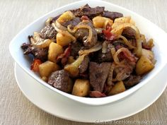 Liver and onions  The gluten-free housewife -  Liver and Onions | The Gluten-Free Homemaker    Liver and onions    - #chickenliverandonions #Glutenfree #housewife #Liver #onions Onion Recipes, Beef Recipes, Liver And Onions, Liver Recipes, Best Casseroles, Beef Liver, Easy Chicken Dinner Recipes, Grass Fed Beef