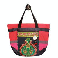 Colourful tote
