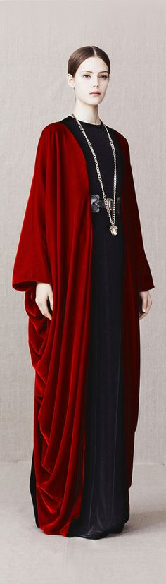 Alexander McQueen Pre-Fall 2013 - Très Haute Diva