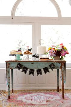 Reception Decorating
