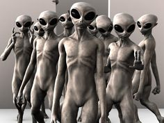 Les Aliens, Aliens And Ufos, Ancient Aliens, Alien Gris, Alien Pictures, Alien Photos, Eye Pictures, Apocalypse, Art Alien