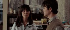 Pin for Later: 50 Reasons You're Still Not Over (500) Days of Summer The movie has some really funny, quotable lines.