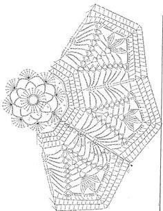 croquis crochet gratuit
