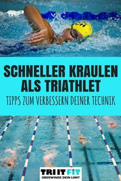 #triathlon #fitness #swimbikerun #schwimmen #kraulen #crawl #trainhard #tipps #motivation #workout Fitness Workouts, Triathlon, Bike Run, Train Hard, Healthy Living, Swimming, Motivation, Tricks, Sports