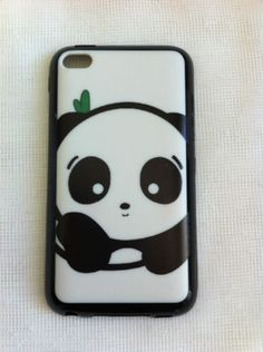 Cute-Cartoon-Panda-iPod-Touch-4-Printed-Cover-Case-for-Apple