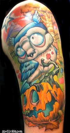 ahhh that is awesome!!! has a fun owl that would not be blue but fun colors ;) and the pumpkin for my birthday month and fav holiday!!!! <3