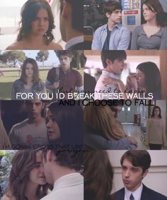 The Fosters \\ Brallie \\ my graphic.