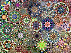 wall quilt art