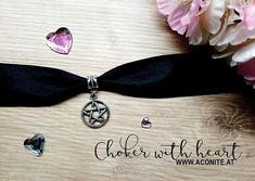www.aconite.at Necklaces, Heart, Collar Necklace, Wedding Necklaces, Hearts
