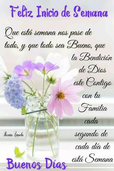 Morning Thoughts, Good Morning, Happy Monday, Glass Vase, Gods Love Quotes, Cute Good Morning Quotes, Pretty Images, Have A Good Night, Buen Dia