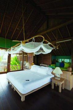 A sexy, rustic honeymoon escape in Thailand