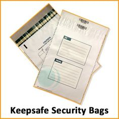 Protect and #safeguard the products you are sending to your customers. #SecurityBags