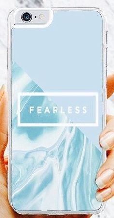 Tumblr fearless phone case Cool Cases, Cute Phone Cases, Diy Phone Case, Iphone Phone Cases, Cellphone Case, Cell Phone Addiction, Tumblr Phone Case, Accessoires Iphone, Cell Phone Covers