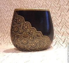 """Купить Ваза""""Испанская вуаль"""" - ваза для цветов, ваза фарфоровая, украшение интерьера, подарок женщине"""