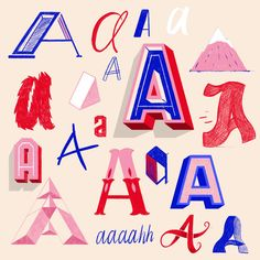 A hand lettering project I completed to create a different character in the alphabet a day for 36 days. Types Of Lettering, Lettering Styles, Lettering Design, Lettering Tutorial, Typography Alphabet, Typography Fonts, Calligraphy Letters Design, Calligraphy Fonts, Script Fonts