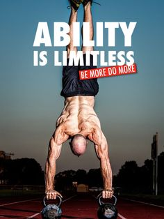 ABILITY IS LIMITLESS! Handstand with kettle bells, ubelieveable.. #Calisthenics
