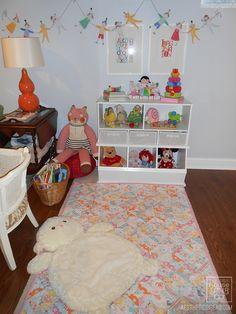 Aesthetic Oiseau: AO House Tour: Family Room; Baby play space