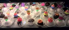 Our new Cake Pops!