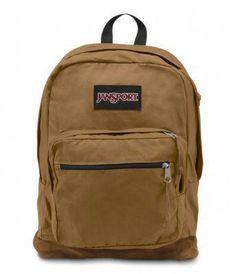 Jansport Right Pack Backpack Yellow Jacket Stylish Backpacks, Vintage Backpacks, Cute Backpacks, Leather Backpacks, Teen Backpacks, Mochila Jansport, Jansport Backpack, Backpack Bags, Messenger Bags