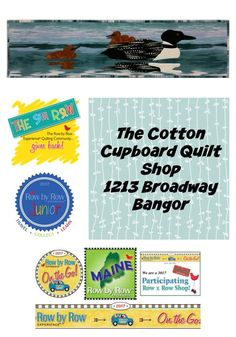 The Quilting Cupboard - Rochester MN   2017 Row by Row   Pinterest ... : the cotton cupboard quilt shop - Adamdwight.com
