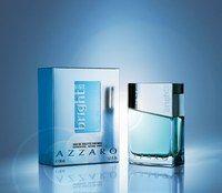 Parfum Bright Visit Azzaro - Spécial parfums: la pause tendresse - Un souffle d'air frais et chaud qui interpelle. Une verdeur fusante (baies roses, mandarine, pamplemousse, carambole), un zest aromatique (basilic, estragon, muscade, roseau)...