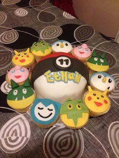 Pokamon cake