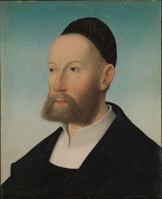 """Ulrich Fugger (1490–1525)"", 1525, Hans Maler (ca. 1480-1526/9)"