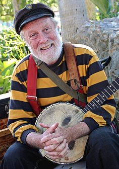 when I will have a close friend who can play the banjo. and who may look like this guy.