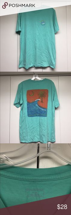 Southern Tide shirt Real green Southern Tide t-shirt. Bought new, no signs of wear. Southern Tide Tops Tees - Short Sleeve
