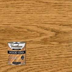 Aged Barrel Premium Fast Dry Interior Wood Stain - 355399 - The Home Depot Wood Floor Stain Colors, Gray Stain, Floor Colors, Wall Colors, Cabinet Stain, Staining Cabinets, Varathane Stain, Interior Wood Stain, Shavua Tov