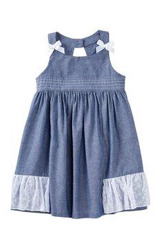 Iris & Ivy | Chambray Dress (Toddler Girls) | Nordstrom Rack