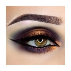 Great eye-makeup tips. Great eye-makeup tips. Dark Eye Makeup, Makeup For Green Eyes, Mac Makeup, Eye Makeup Tips, Skin Makeup, Eyeshadow Makeup, Eyeliner, Makeup Geek, Eyeshadow For Green Eyes