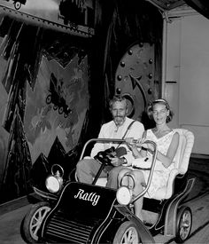 Remembering Lauren Bacall at Disney Parks